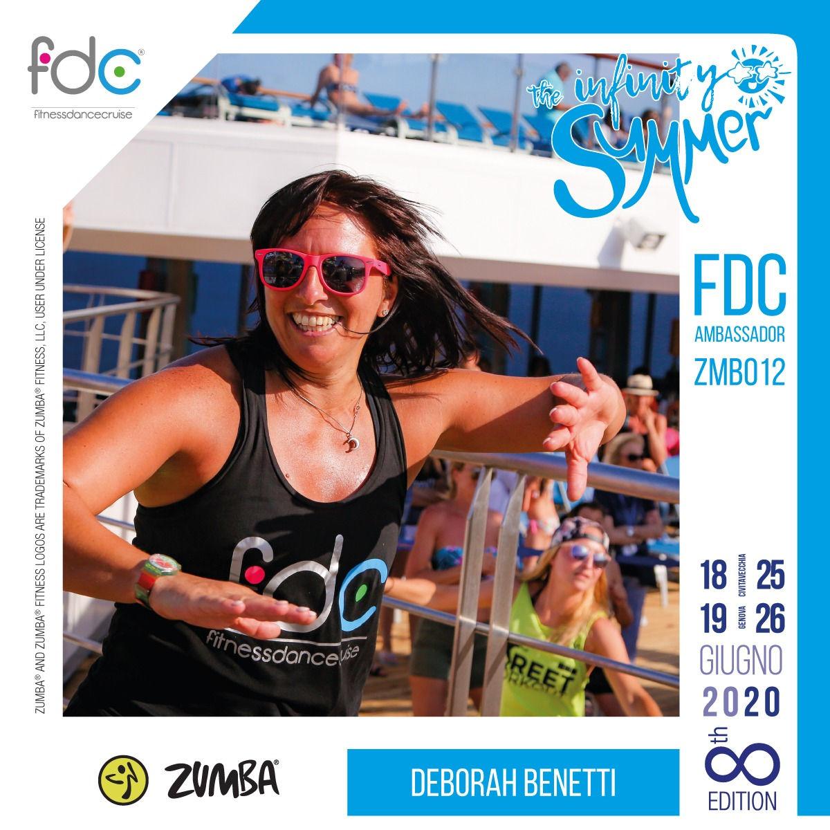FDC Team Deborah Benetti