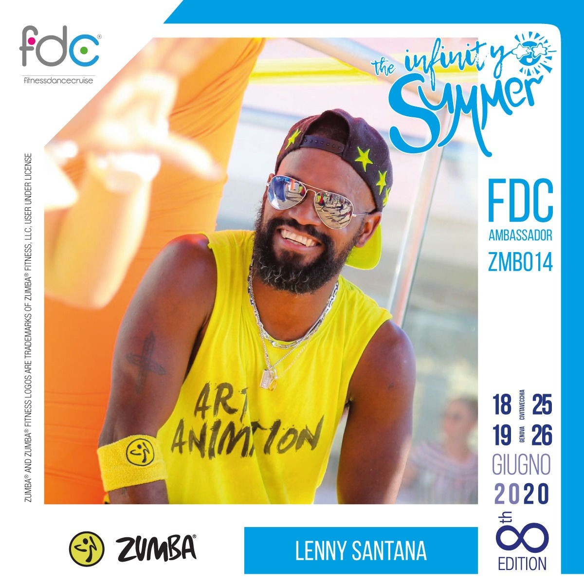 FDC Team Lenny Santana