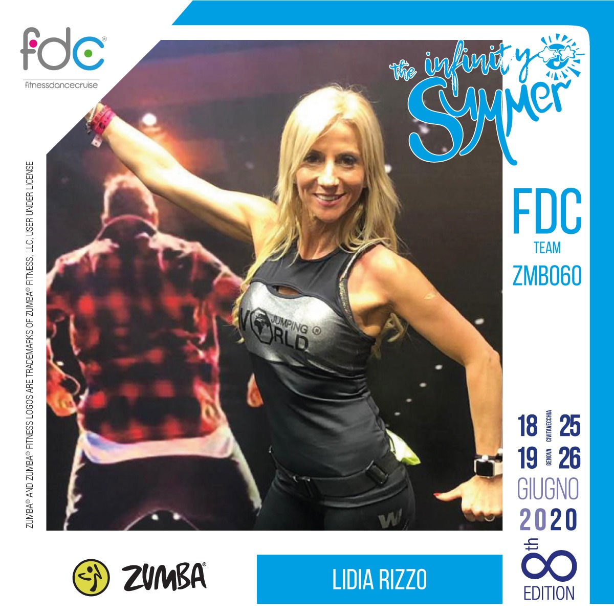 FDC Team Lidia Rizzo