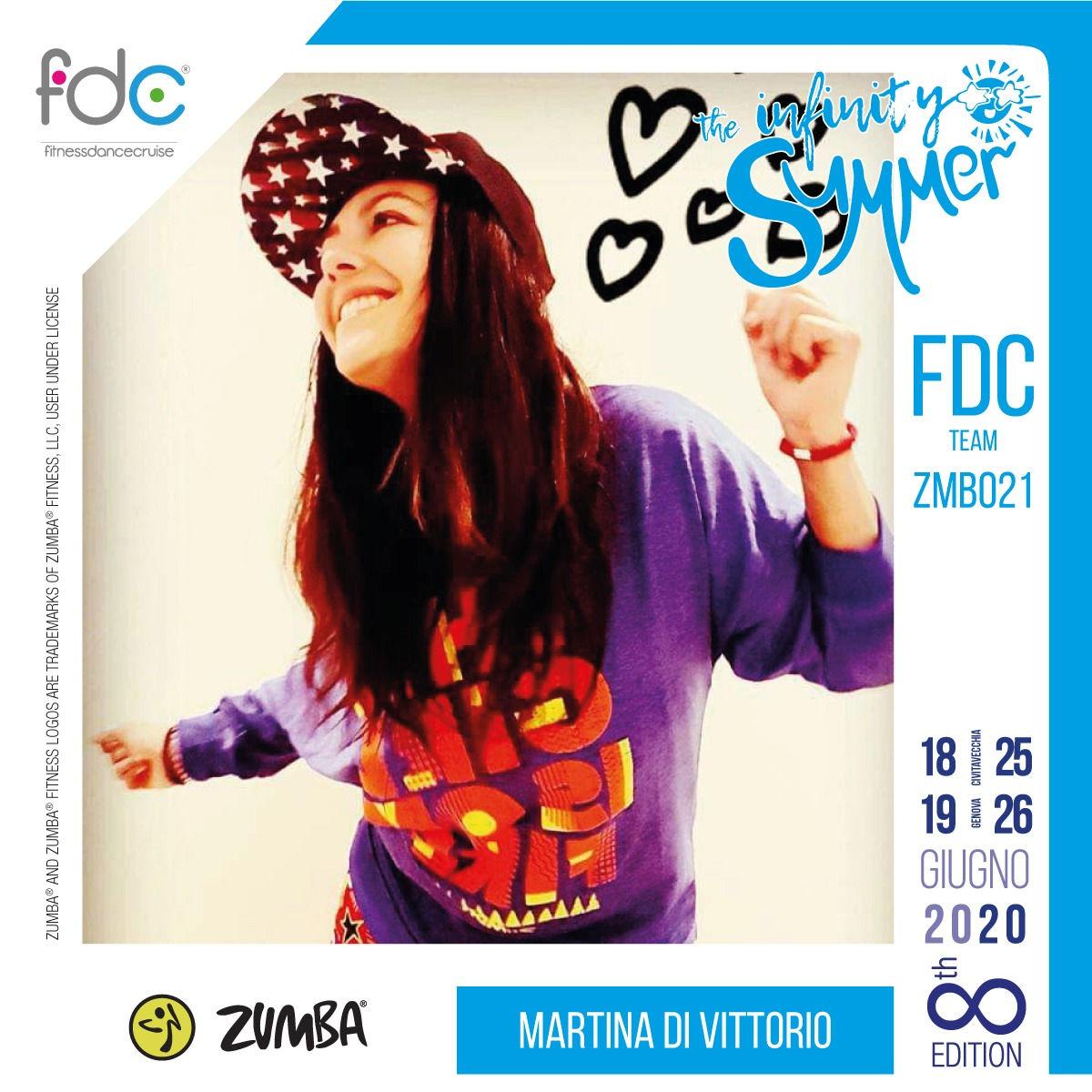 FDC Team Martina Di Vittorio