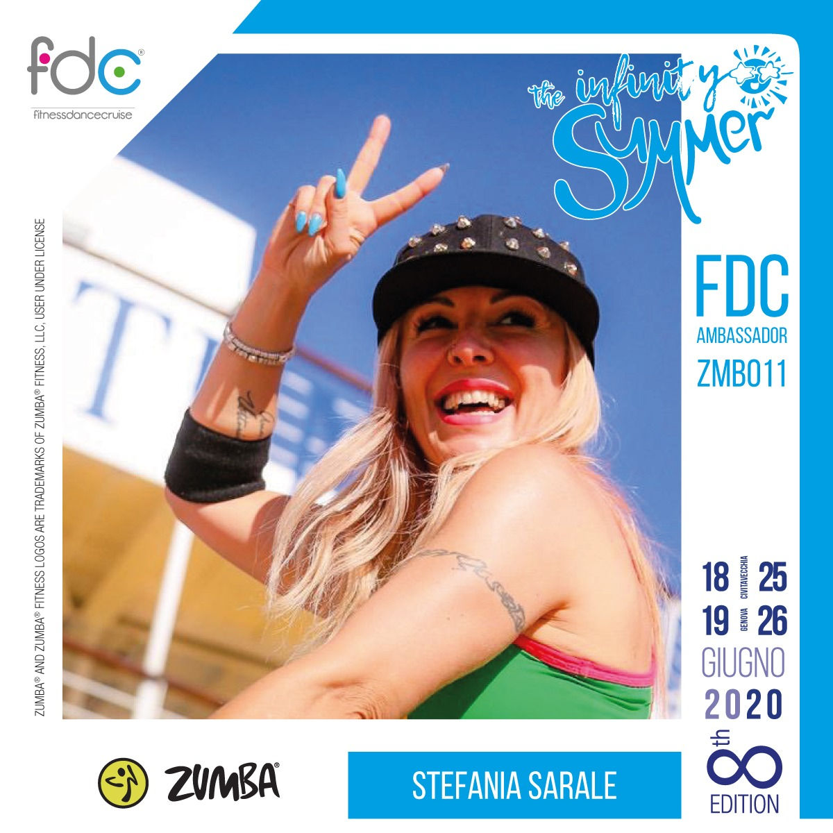 FDC Team Stefania Sarale